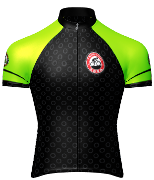 Front View of Jersey